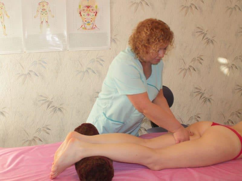 Скульптурирующий массаж