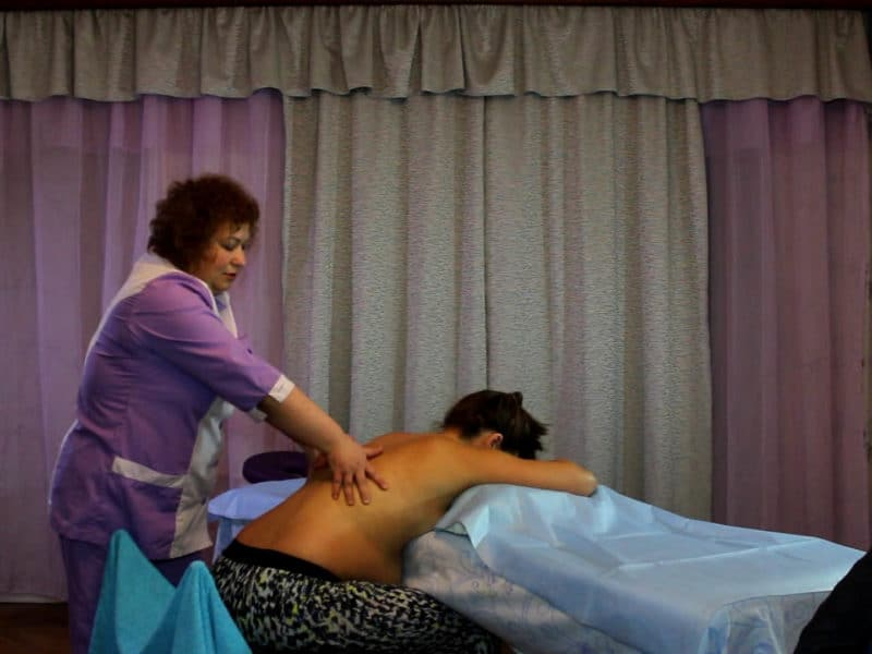 massage for pregnant women