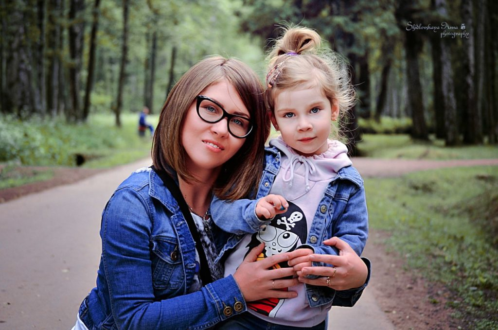 Семейный фотограф в СПб